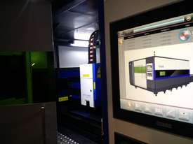 G4020F 2.5-4KW Han's Fiber Laser Cutting System - picture9' - Click to enlarge