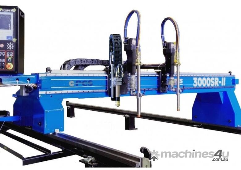 PCS SR11 CNC Plasma & Oxy-Fuel Cutting Machine