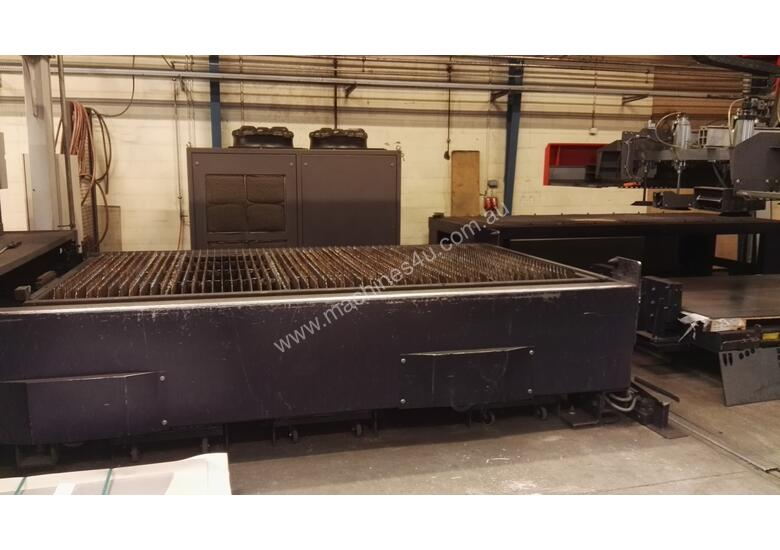 Bystronic Byspeed 3015 5.2kW