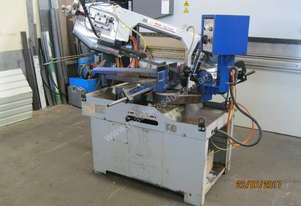Waytrain WE-350 Double Mitre Bandsaw