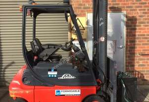 Linde E16 Electric Counterbalance Forklift
