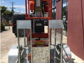 Dingli Rizer Personnel Lift and Trailer, LOW HOURS - picture2' - Click to enlarge