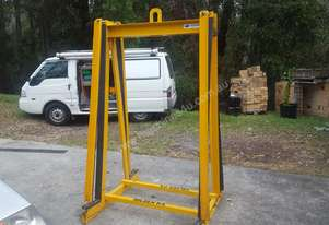 A Frame for glass or stone.