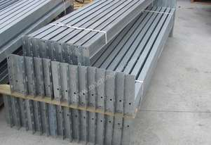 Pallet Racking  Beams Galvinised