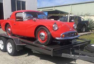 CAR TRAILERS GOLD COAST & BRISBANE