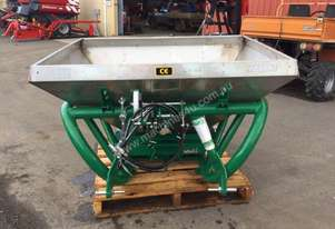Cimac Vulcano Fertilizer/Manure Spreader Fertilizer/Slurry Equip