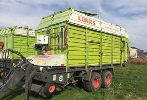 Claas Quantum 4500s Silage Equip Hay/Forage Equip