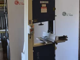Bandsaw  for timber & plastics 10-370 - picture1' - Click to enlarge