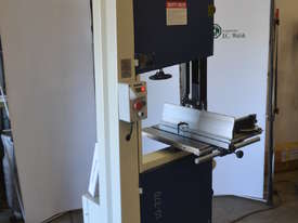 Bandsaw  for timber & plastics - picture3' - Click to enlarge