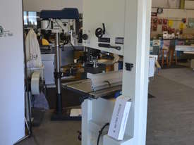 Bandsaw  for timber & plastics - picture6' - Click to enlarge