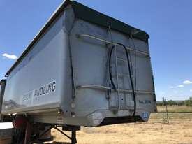 Lusty EMS B/D Combination Tipper Trailer - picture1' - Click to enlarge