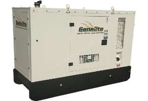 Genelite 30kva Cummins Three Phase Diesel Generator
