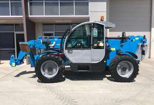 Genie GTH4013 Used Telehandler with Pallet Forks