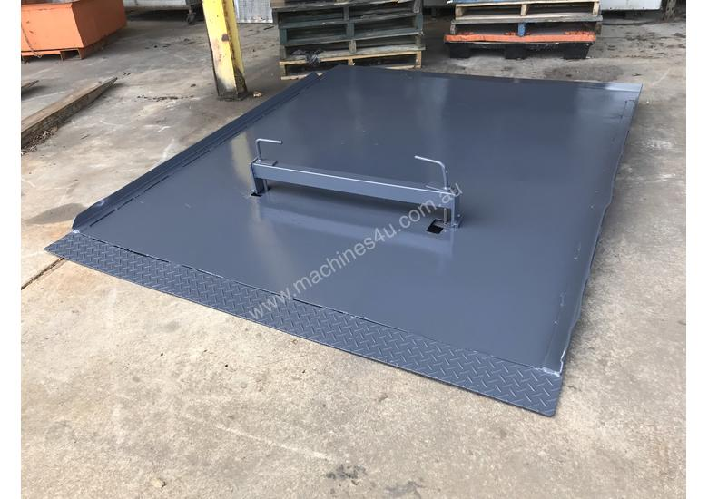 ramp - container loading