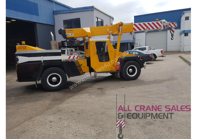 15 TONNE FRANNA AT15 2008 - ACS