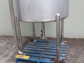 Stainless Steel Tank - picture7' - Click to enlarge
