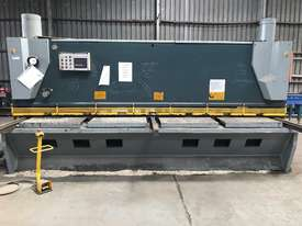 AVAILABLE NOW! - METALMASTER 4000mm x 12mm Variable Rake Guillotine - picture1' - Click to enlarge