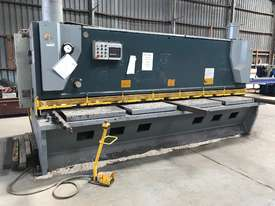 AVAILABLE NOW! - METALMASTER 4000mm x 12mm Variable Rake Guillotine - picture0' - Click to enlarge