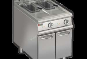 Baron 7FRI/E610 2 x 10L Split Pot Electric Deep Fryer