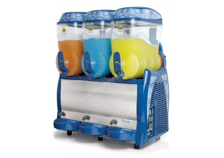 Sencotel GRN3 Granisun Triple Bowl Slushy Machine