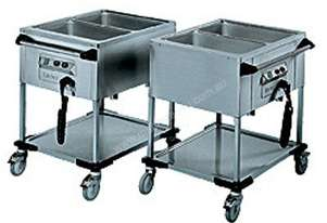 Rieber ZUB 2 Heated Delivery Trolley