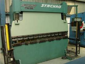 Gaspirini Full Synchro CNC Press Brake - picture1' - Click to enlarge