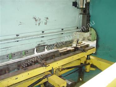 Gaspirini Full Synchro CNC Press Brake