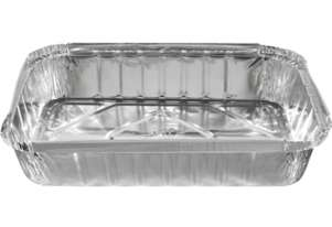Large Rectangular Catering Containers - Large Deep