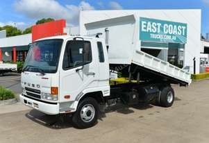 2007 MITSUBISHI FUSO FIGHTER Tipper