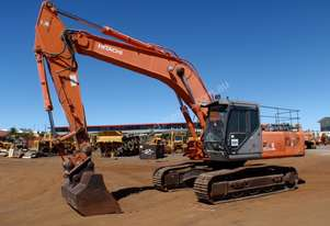 2005 Zaxis ZX350H Excavator *CONDITIONS APPLY*