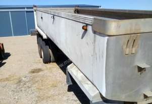 Custom Semi Tipper Trailer