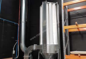 Econo Dust Collector - Economic Dust Extraction