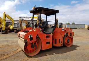 2009 Dynapac CC224HF Dual Smooth Drum Roller *CONDITIONS APPLY*