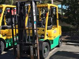 2.5T Counterbalance LPG Forklift - picture0' - Click to enlarge
