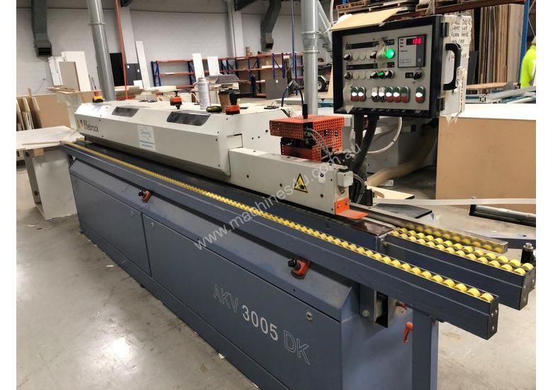 Used Hebrock Edgebander