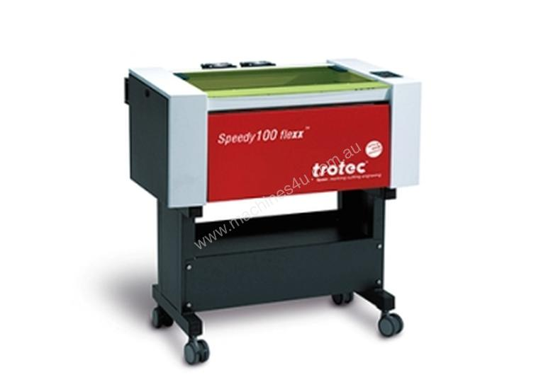 New Trotec Speedy 100 Flexx Laser Marking In Listed On