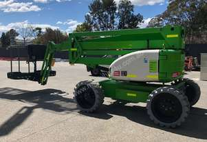 USED NIFTY HR17 4 X 4 - 17M BOOM LIFT