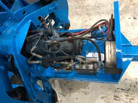 USED GENIE 34FT TRAILER BOOM LIFT - picture5' - Click to enlarge