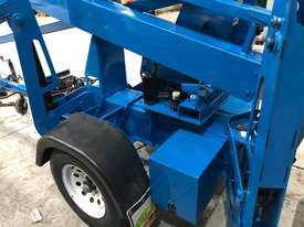 USED GENIE 34FT TRAILER BOOM LIFT - picture6' - Click to enlarge