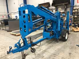 USED GENIE 34FT TRAILER BOOM LIFT - picture9' - Click to enlarge