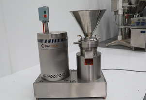 Colloid Mill - Great for making pastes!