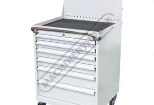 TCW-954WP Industrial Mobile Tooling Cabinet with Backing Panel Package Deal 723 x 653 x 1454mm 100kg