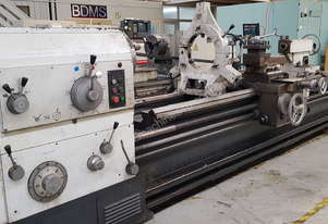 CW6280C Center Lathe with DRO