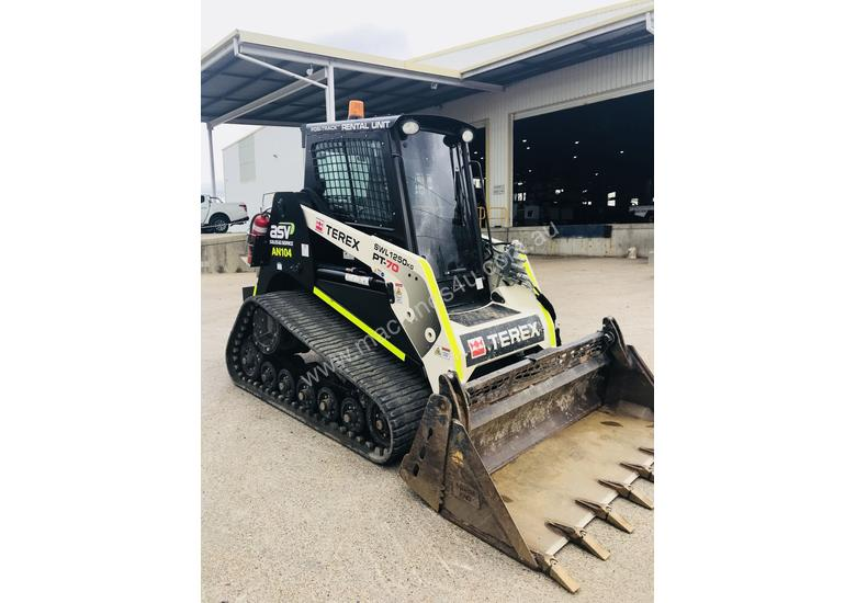 Terex PT-70 / PT70 Skid Steer Loader