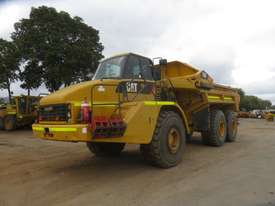 2006 Caterpillar 740EJ Articulated Dump Truck - picture4' - Click to enlarge