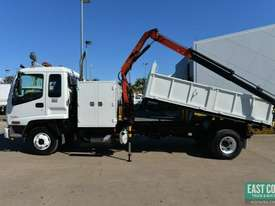 2006 ISUZU FRR 525 Tipper Crane Truck Service Vehicle - picture1' - Click to enlarge