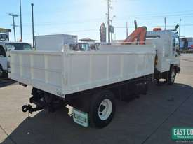 2006 ISUZU FRR 525 Tipper Crane Truck Service Vehicle - picture5' - Click to enlarge