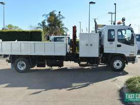 2006 ISUZU FRR 525 Tipper Crane Truck Service Vehicle - picture6' - Click to enlarge