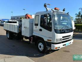 2006 ISUZU FRR 525 Tipper Crane Truck Service Vehicle - picture8' - Click to enlarge