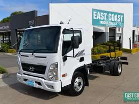 2018 Hyundai MIGHTY EX4 SUP CAB MWB Cab Chassis   - picture0' - Click to enlarge